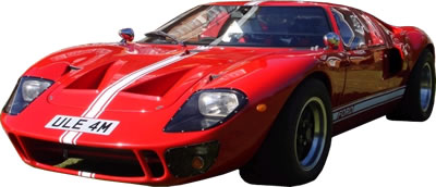 Ford GT40 Recreation Upgrade