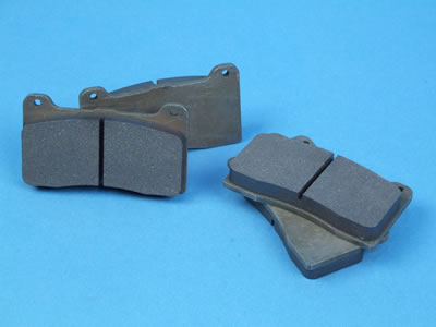 Brake Pads - Racing Cars - Sports Car Racing - Britsports - Bikesports